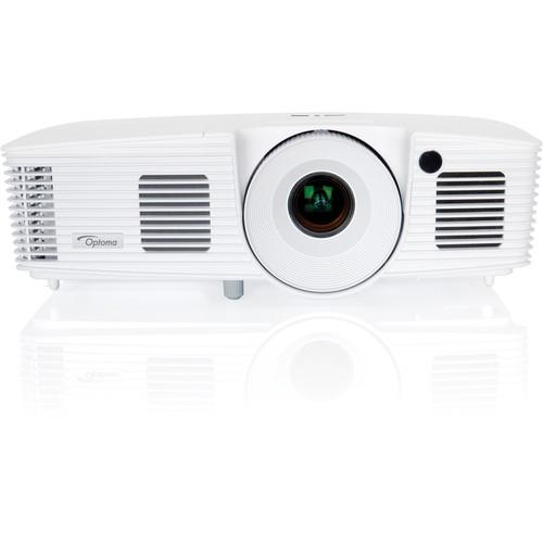 Optoma Technology EH341 3500 Lumen Full HD 3D-Ready EH341