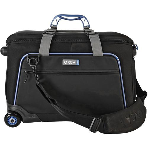 ORCA  OR-10 Video Camera Trolley Bag OR-10
