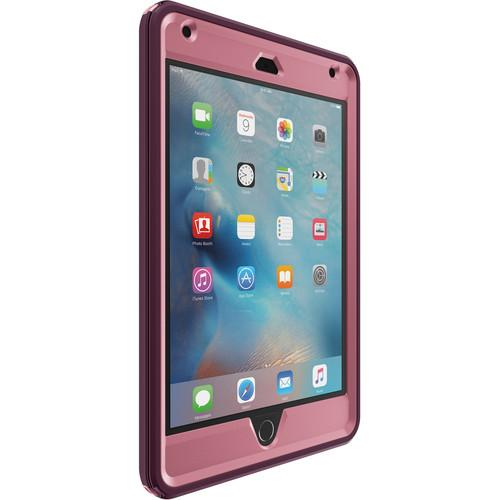 Otter Box iPad mini 4 Defender Series Case (Very Berry) 77-52773