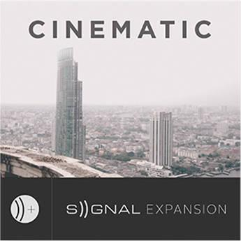 Output Cinematic - SIGNAL Expansion Pack (Download) CINE-EXP