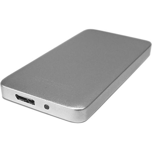 Oyen Digital 128GB Shadow Mini External USB 3.0 U318-SSD-128-SL