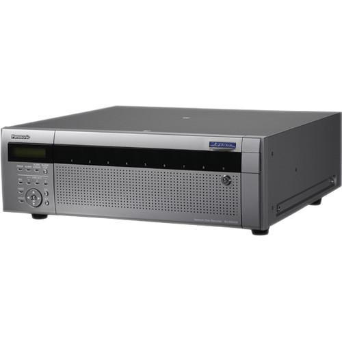 Panasonic 1080p 64-Channel NVR With 4TB HDD WJ-ND400/4000T