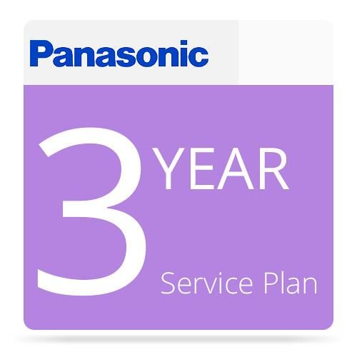 Panasonic AG-SVCPRE2Y Preferred Service & AG-SVCPREF2Y