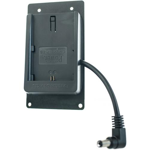 Paralinx Canon LP-E6 Battery Plate for Ace Transmitter 11-1274
