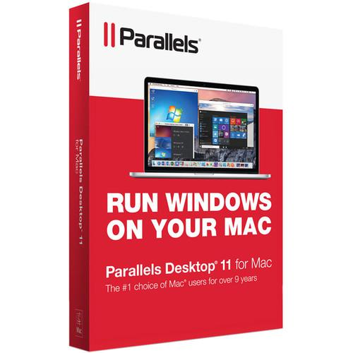 Parallels Desktop 11 for Mac (Retail) PDFM11L-BX1-NA