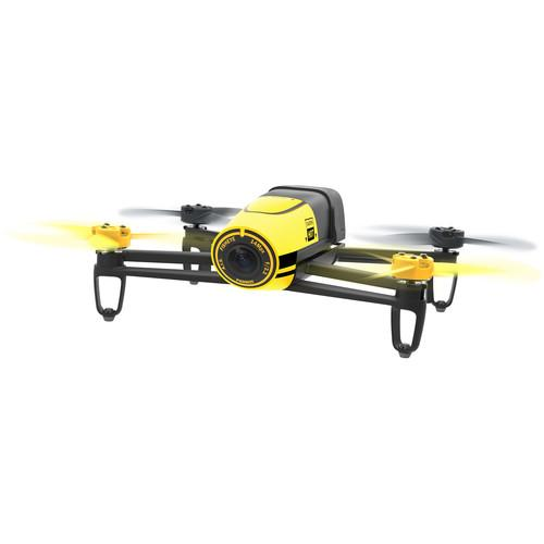 Parrot BeBop Drone Quadcopter with 14 Megapixel Flight PF722002