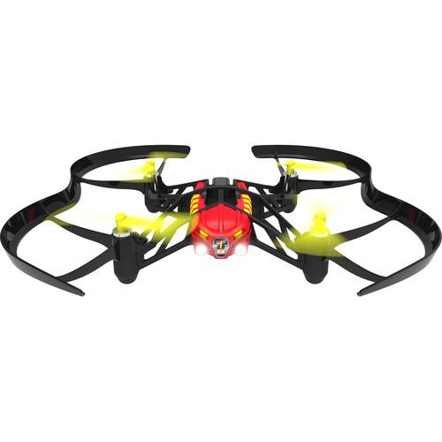 Parrot Blaze Airborne Night Minidrone (Red) PF723102
