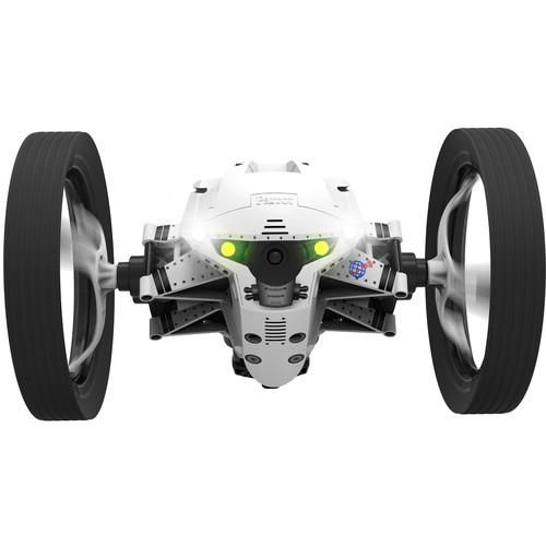 Parrot Buzz Jumping Night Minidrone (White) PF724101