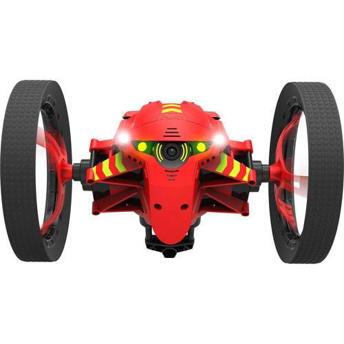 Parrot Marshall Jumping Night Minidrone (Red) PF724102