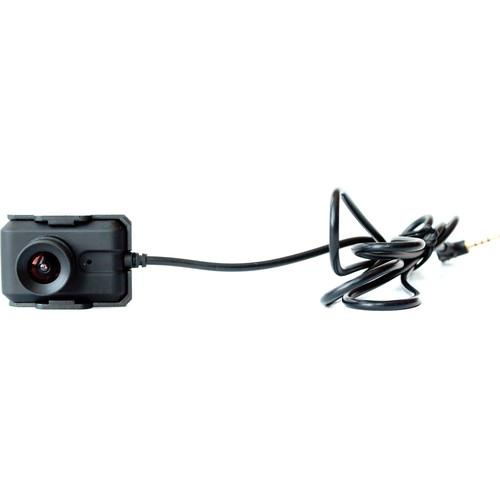PatrolEyes 480p Resolution Wide-Angle Button Camera SC-DV1-WB