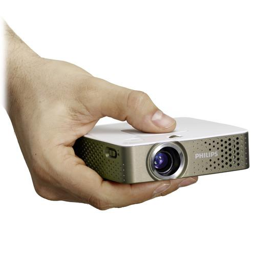 Philips PicoPix PPX3410/F7 100-Lumen Pocket Projector PPX3410/F7