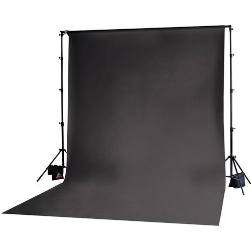Photoflex Muslin Backdrop (10x12', Black) DP-MCK001A