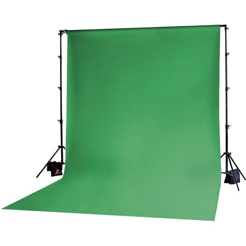Photoflex Muslin Backdrop (10x12', Chroma Key Green) DP-MCK007A