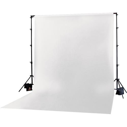 Photoflex Muslin Backdrop (10x20', White) DP-MCK002