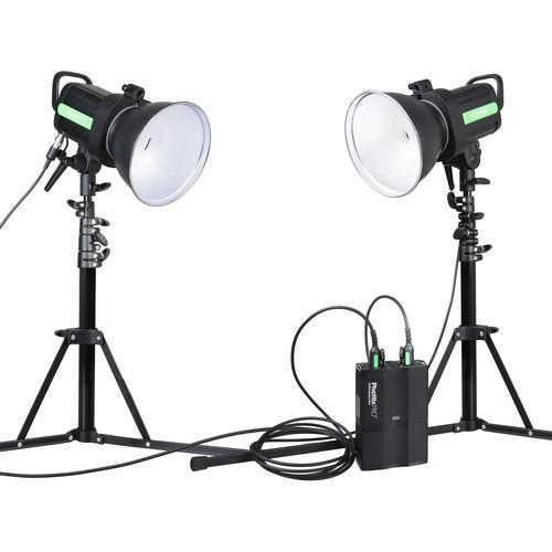 Phottix INDRA500 TTL Monolight Kit with Battery Pack PH00315