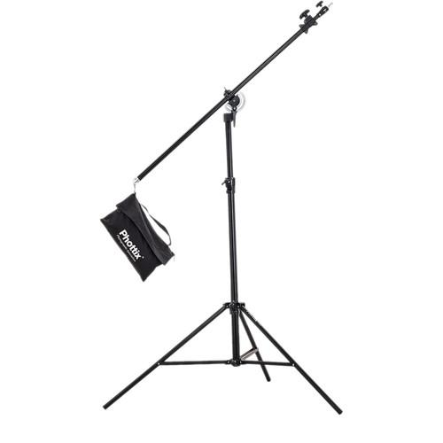 Phottix Photo Studio Video Boom Stand with Sandbag PH88220