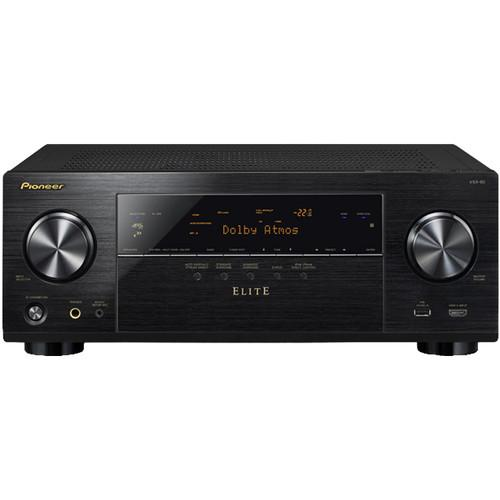 Pioneer Elite VSX-90 7.2-Channel Network A/V Receiver VSX-90