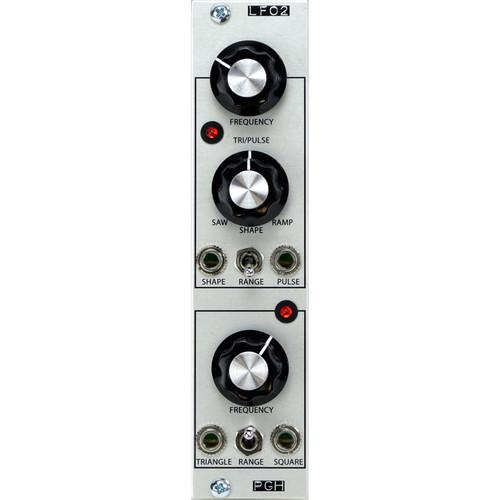 Pittsburgh LFO2 - Dual Low-Frequency Oscillator - PMS2010