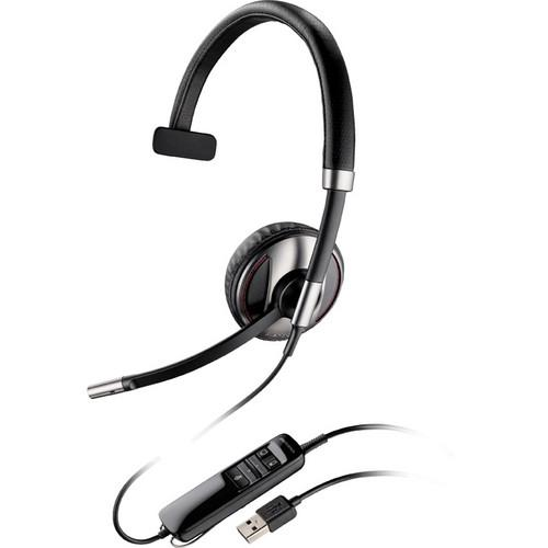 Plantronics Blackwire C710 Over-The-Head Monaural 87505-02