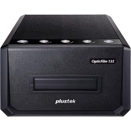 Plustek  OpticFilm 135 Film Scanner 783064366878