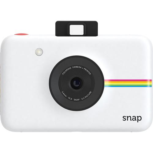 Polaroid Snap Instant Digital Camera with 20 Sheets of Paper