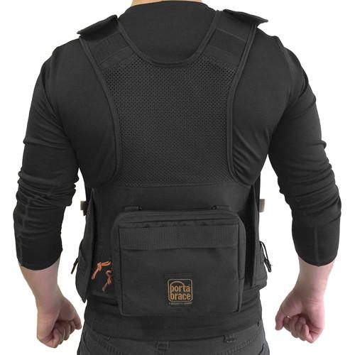 Porta Brace ATV-MAXX Audio Tactical Vest for Zaxcom ATV-MAXX