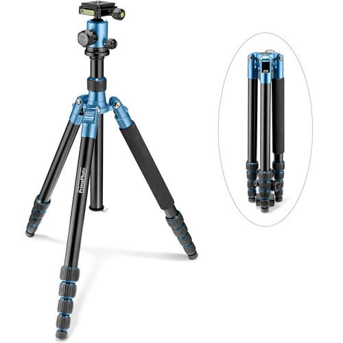 Prima Photo  Big Travel Tripod (Blue) PHTRBBL