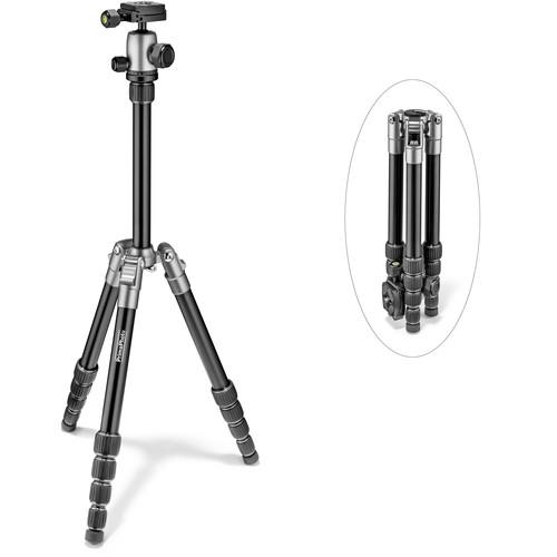 Prima Photo  Small Travel Tripod (Silver) PHTRSSL