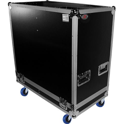 ProX ATA Flight Case for Two QSC-K12 Speakers X-QSC-K12