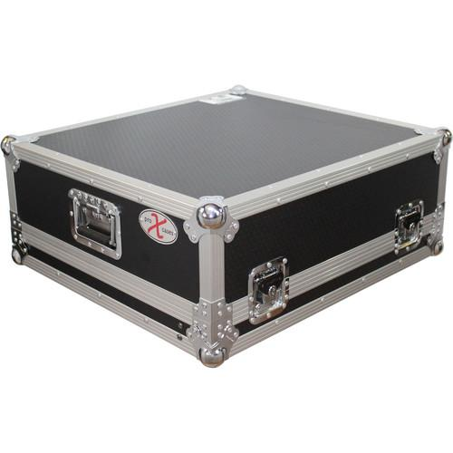 ProX Flight Road Case for Allen and Heath QU-24 XS-AHQU24