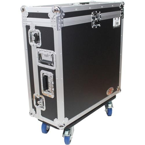 ProX Mixer Case with Doghouse and Wheels for Allen XS-AHQU32DHW