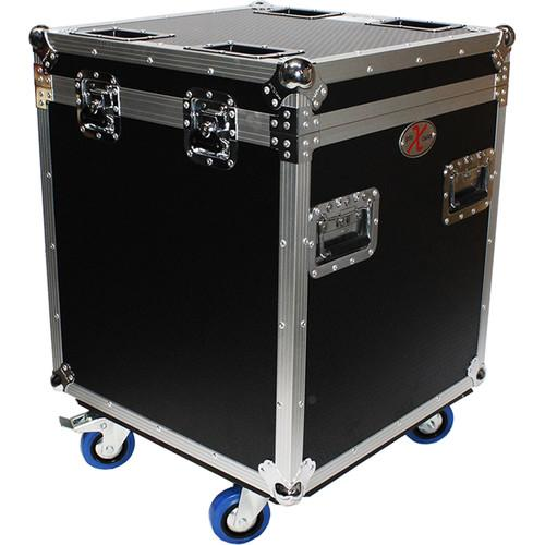 ProX XS-UTL4 Half Trunk Utility Flight Case with Casters XS-UTL4