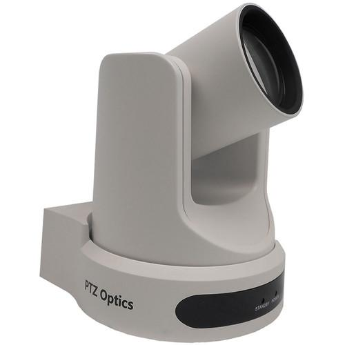 PTZOptics 12x-SDI Video Conferencing Camera (White) PT12X-SDI-WH