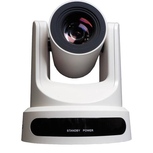 PTZOptics 20x-SDI Video Conferencing Camera (White) PT20X-SDI-WH