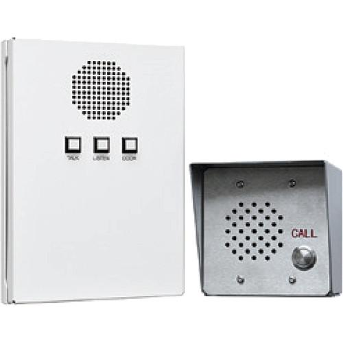 Quam-Nichols D2D1 All-in-One Indoor/Outdoor Intercom System D2D1