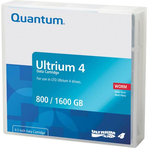 Quantum MR-L4MQN-20 LTO Ultrium 4-Tape Cartridge MR-L4MQN-20