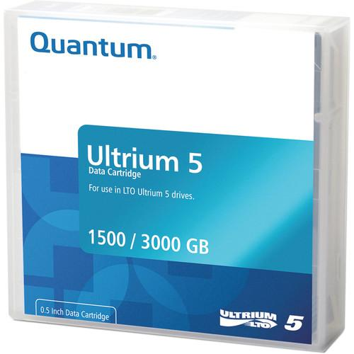 Quantum MR-L5LQN-BC LTO Ultrium 5-Tape Bar-Code MR-L5LQN-BC