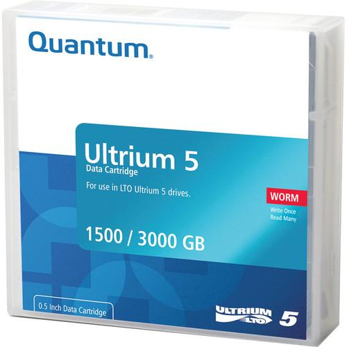 Quantum MR-L5MQN-02 LTO Ultrium 5-Tape WORM MR-L5MQN-02