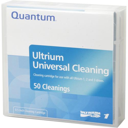Quantum Ultrium Universal Cleaning Cartridge for LTO MR-LUCQN-BC