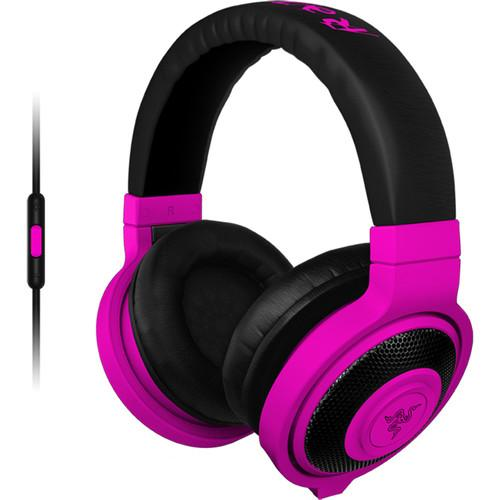 Razer Kraken Mobile Headphones (Neon Purple) RZ04-01400500-R3U1