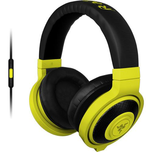 Razer Kraken Mobile Headphones (Neon Yellow) RZ04-01400200-R3U1