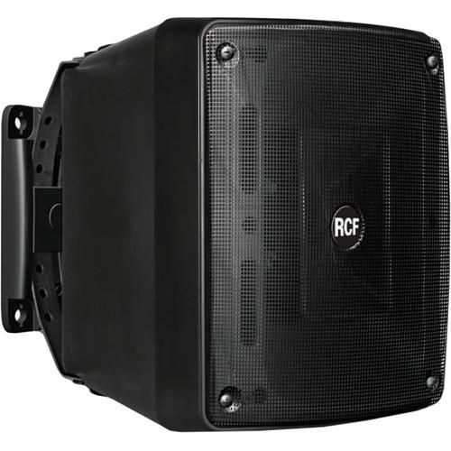 RCF  2-Way Indoor/Outdoor Speaker (Black) MQ-80P