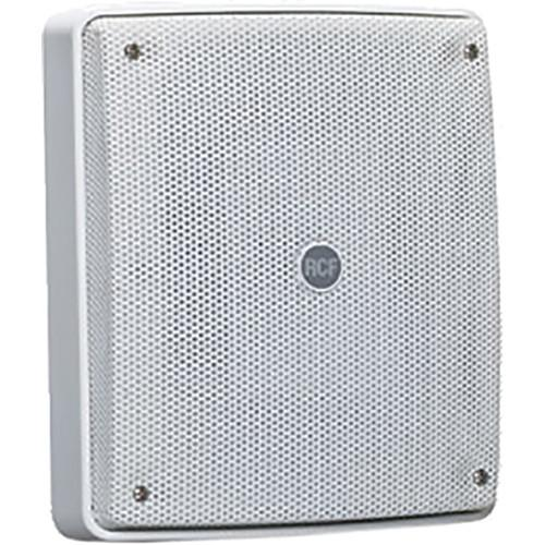 RCF 2-Way Indoor/Outdoor Speaker (White) MQ-80P-W