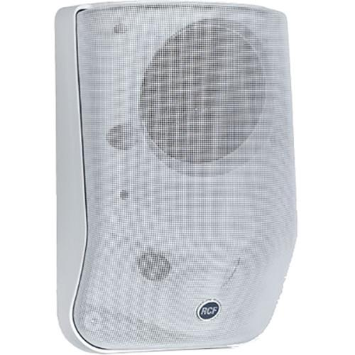 RCF  2-Way Wall Mount Speaker (White) MQ-60H-W