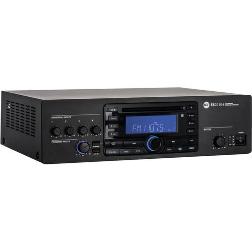 RCF ES-3160 II CD-USB-Bluetooth/MP3 Digital Receiver ES-3160 MK2