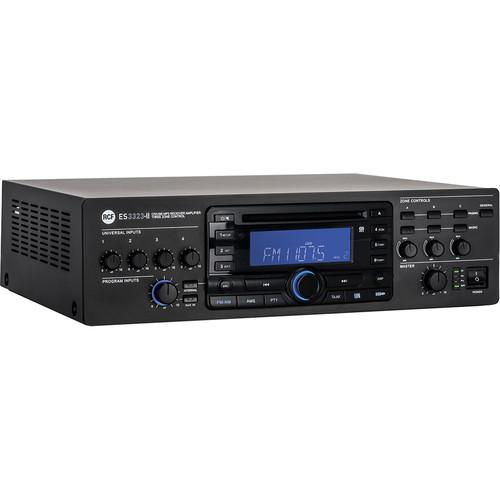 RCF ES 3323-II 3-Zone CD/USB/Bluetooth/MP3 Digital ES-3323 MK2