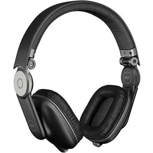RCF Iconica Supra-Aural Headphone (Pepper Black) ICONICA-B