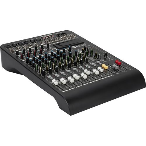 RCF L-PAD 12CX 12-Channel Mixing Console with Effects LPAD 12CX