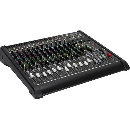 RCF L-PAD 16CX USB 16-Channel Mixing Console LPAD 16CX USB