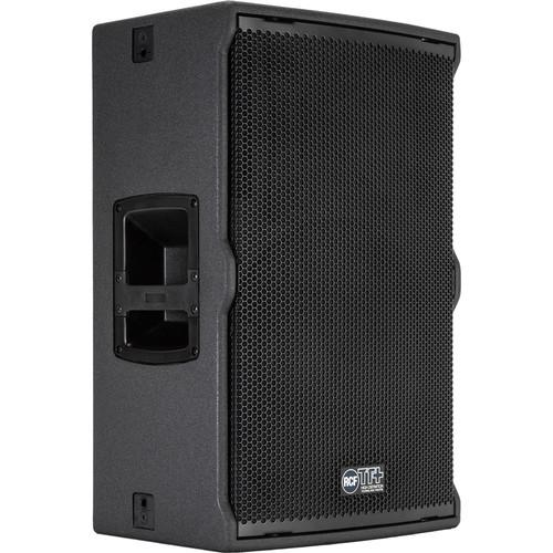RCF TT25-A II 2-Way Active High-Output Speaker (Black) TT25-A II